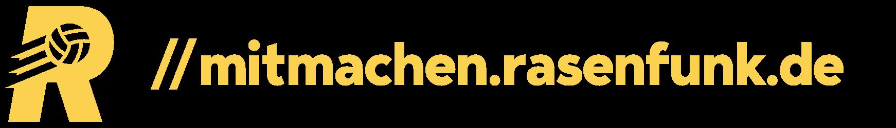 Rasenfunk.de Mitmachen